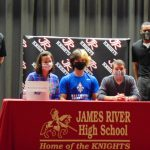 James River signees make it official
